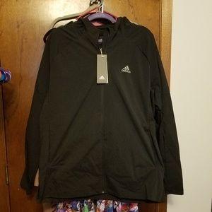 *FINAL* BNWT unisex Adidas jacket L